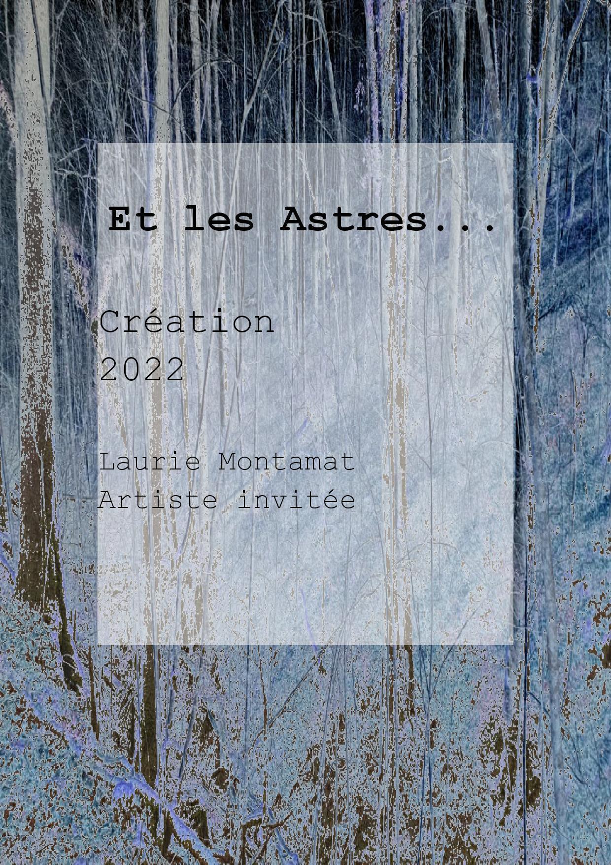 Affiche anonce creation et les astres page 001